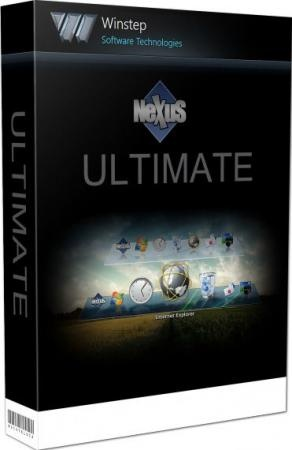 Winstep Nexus Ultimate 16.3 RePack by D!akov (2016) Multi / Русский