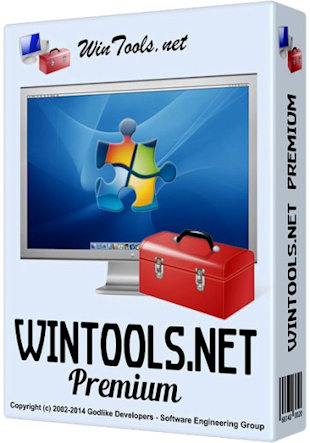 WinTools.net Premium 17.4.1 (2017) Multi / Русский
