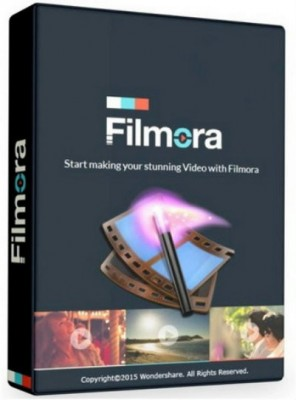 Wondershare Filmora 7.0.2 RePack by FoXtrot (2016) Multi/Русский