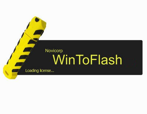 Novicorp WinToFlash Professional 1.11.0000 Final (2017) RePack & portable by KpoJIuK
