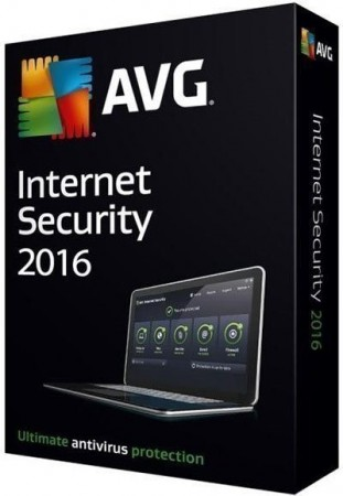 AVG Internet Security 2016 16.111.7797 (2016) MULTi / Русский