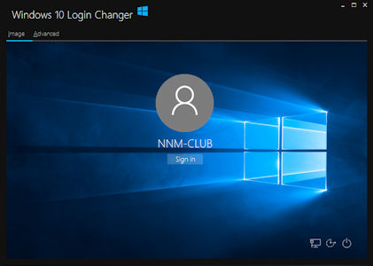 Windows 10 Login Changer 0.0.1.5 (2016) Английский