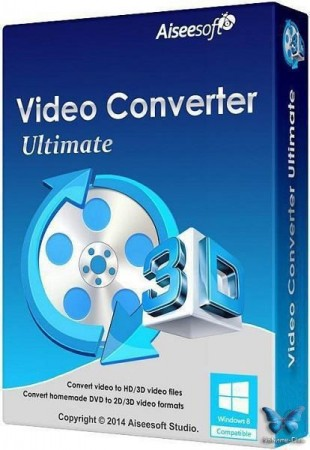 Aiseesoft Video Converter Ultimate 9.0.18 RePack (& Portable) (2016) �������