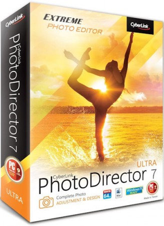 CyberLink PhotoDirector 7 Ultra 7.0.7504.0 Retail (2016) MULTi / Русский