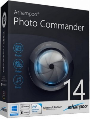 Ashampoo Photo Commander 14.0.5 RePack (& Portable) by KpoJIuK