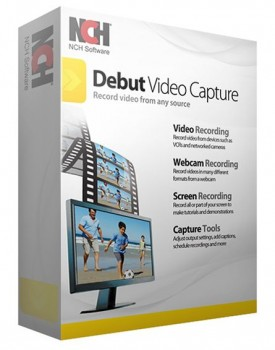 Debut Video Capture Pro 4.00 RePack (2017) Русский
