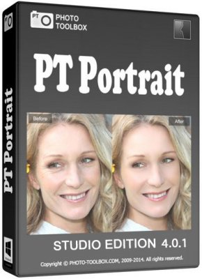 PT Portrait 4.0.1 Studio Edition RePack + Portable (2016) Русский / Английский