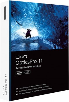 DxO Optics Pro 11.3.0 Build 11759 Elite RePack by KpoJIuK (2016) Multi / Русский
