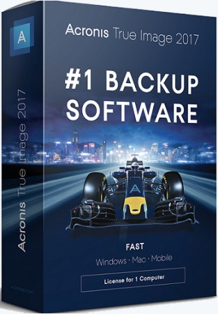 Acronis True Image 20.0.5534 / Disk Director 12.0.3270 (x86/x64/UEFI) (2016) Русский