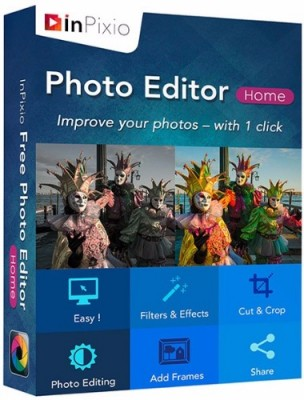 InPixio Photo Editor 1.5.6024 (2016) Русский
