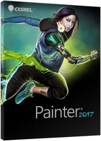 Corel Painter 2017 16.0.0.400 (2016) Multi / Русский