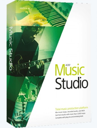 MAGIX ACID Music Studio 10.0 Build 134 (2016) Multi / Русский