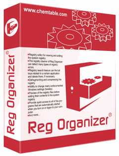 Reg Organizer 8.05 Final RePack (& Portable) by KpoJIuK (2018) Multi / Русский