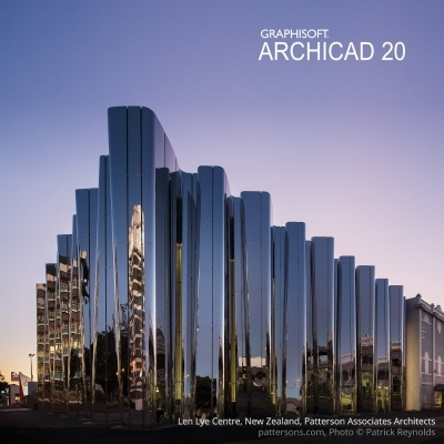 ArchiCAD 20 Build 3016 + Add-Ons (2016) Русский
