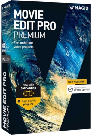 MAGIX Movie Edit Pro 2017 Premium 16.0.1.22 RePack (2016) Русский / Английский