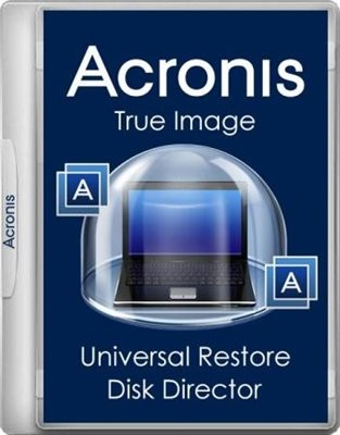 Acronis True Image 20.0.5554 / Universal Restore 11.5.40028 / Disk Director 12.0.3270 (x86/x64/UEFI)
