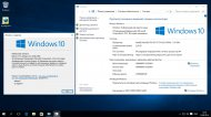 Windows 10 Version 1511 with Update [10586.589] x86/x64 AIO [28in2] adguard v16.09.14 (2016) Английский / Русский