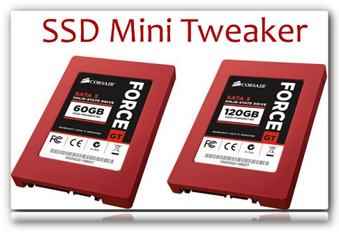SSD Mini Tweaker 2.6 Portable (2016) Русский