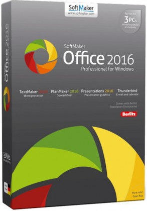 SoftMaker Office Professional 2016 rev 766.0331 RePack (& portable) by KpoJIuK (2017) Русский / Английский
