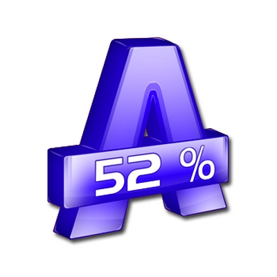 Alcohol 52% 2.0.3.9326 Free Edition RePack by KpoJIuK (2016) Multi / Русский