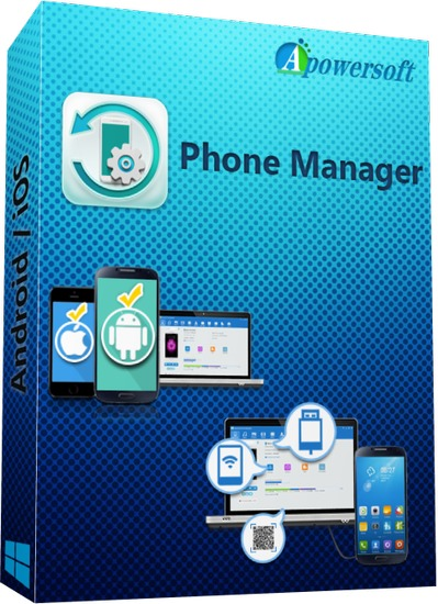 Apowersoft Phone Manager 2.7.9 (2016) Multi / Русский