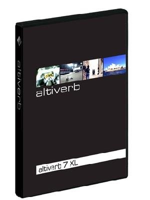 AudioEase - Altiverb 7 XL v7.2.8 (2016) Английский