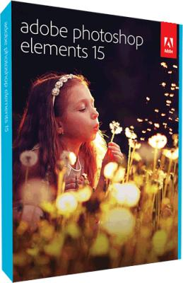 Adobe Photoshop Elements 15 (2016) Multi / Английский
