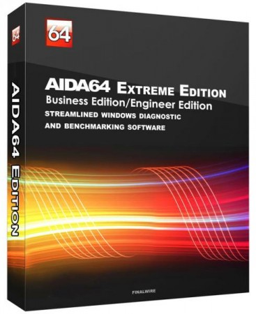 AIDA64 Business Edition 5.80.4000 Final RePack (& Portable) (2016) Multi / Русский