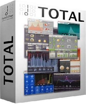 FabFilter - Total Bundle 10.11.2016 (2016) Английский