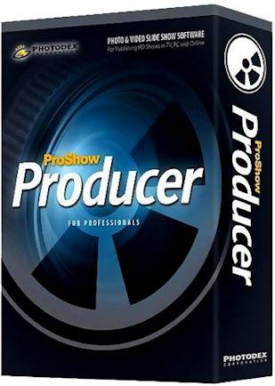 Photodex ProShow Producer 8.0.3648 [+ Effects] (2016) Portable
