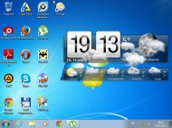 WINDOWS 7 ULTIMATE SP1 by loginvovchyk x86/x64 [11.2016] (2016) Русский
