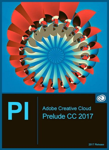 Adobe Prelude CC 2017 v.6.1.1 Update 3 by m0nkrus (2017) MULTi / Русский