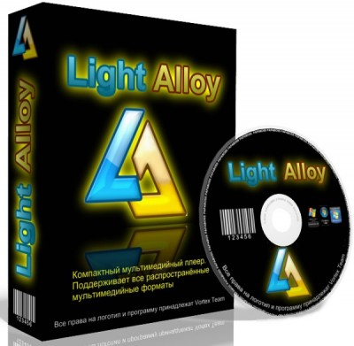 Light Alloy 4.10.2 Build 3317 Final RePack (& Portable) by D!akov (2016) MYLTi / Русский