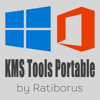KMS Tools Portable [08.04.2017] by Ratiborus (2017) MULTi / Русский