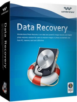 Wondershare Data Recovery 6.2.0.40 RePack by D!akov (2017) Русский / Английский