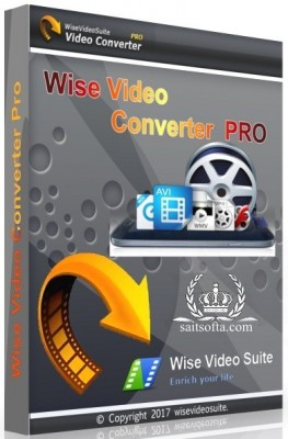 Wise Video Converter Pro 2.21.62 RePack & Portable (2017) Multi / Русский