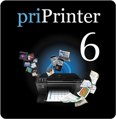 priPrinter Professional 6.4.0.2430 Final (2017) Multi / Русский