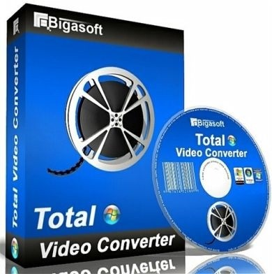Bigasoft Total Video Converter 5.1.1.6250 RePack by D!akov (2017) Multi/Русский