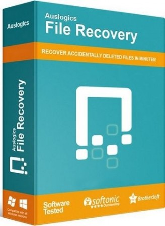 Auslogics File Recovery 8.0.5.0 RePack & Portable (2018) Multi/Русский