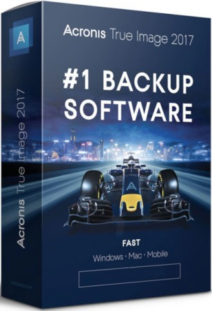 Acronis True Image 2017 20.0.8053 RePack by KpoJIuK (2017) Multi / Русский