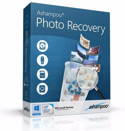 Ashampoo Photo Recovery 1.0.5 RePack (2017) Русский