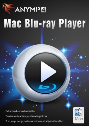AnyMP4 Blu-ray Player 6.3.16 RePack (2018) Русский / Английский