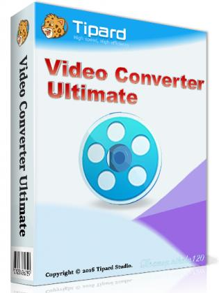Tipard Video Converter Ultimate 9.2.20 RePack (2017) Русский / Английский