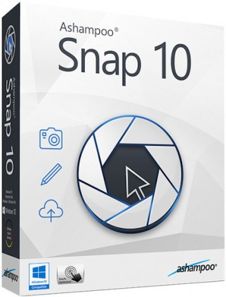 Ashampoo Snap 10.0.2 RePack (& portable) by KpoJIuK (2017) Multi / Русский