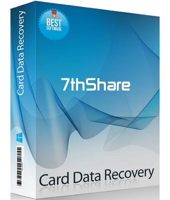 7thShare Card Data Recovery 1.3.9.6 RePack (2017) Английский