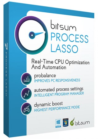 Process Lasso Pro 9.0.0.420 Final RePack (& Portable) by D!akov (2017) Multi / Русский