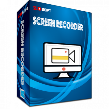 ZD Soft Screen Recorder 10.4.3 RePack (& Portable) by KpoJIuK