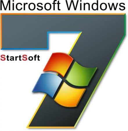 Windows 7 SP1 x86/x64 Plus Office 2016 StartSoft 15-16 (2017) Русский
