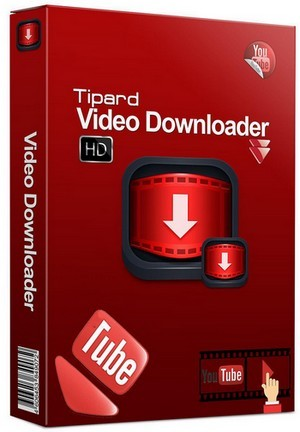 Tipard Video Downloader 5.0.28 RePack (2017) Английский