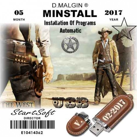 MInstAll Release By StartSoft 02-2017 (2017) Русский